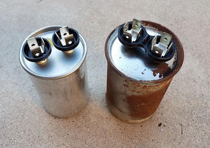 HVAC Capacitors